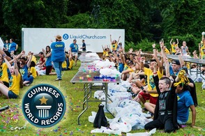 Liquid Church's Camp Rock Summer Camp Sets Record