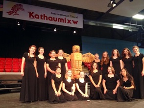 Children's Chorus Concert Choir at Kathaumixw