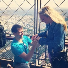 Engagement Announcement:  Alexis Savitt Engaged to Jason Christman, photo 1