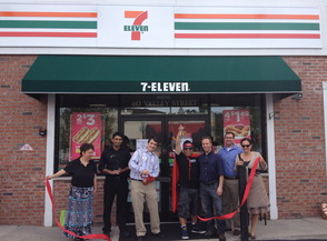 South Orange 7-Eleven Holds Grand Opening, photo 3