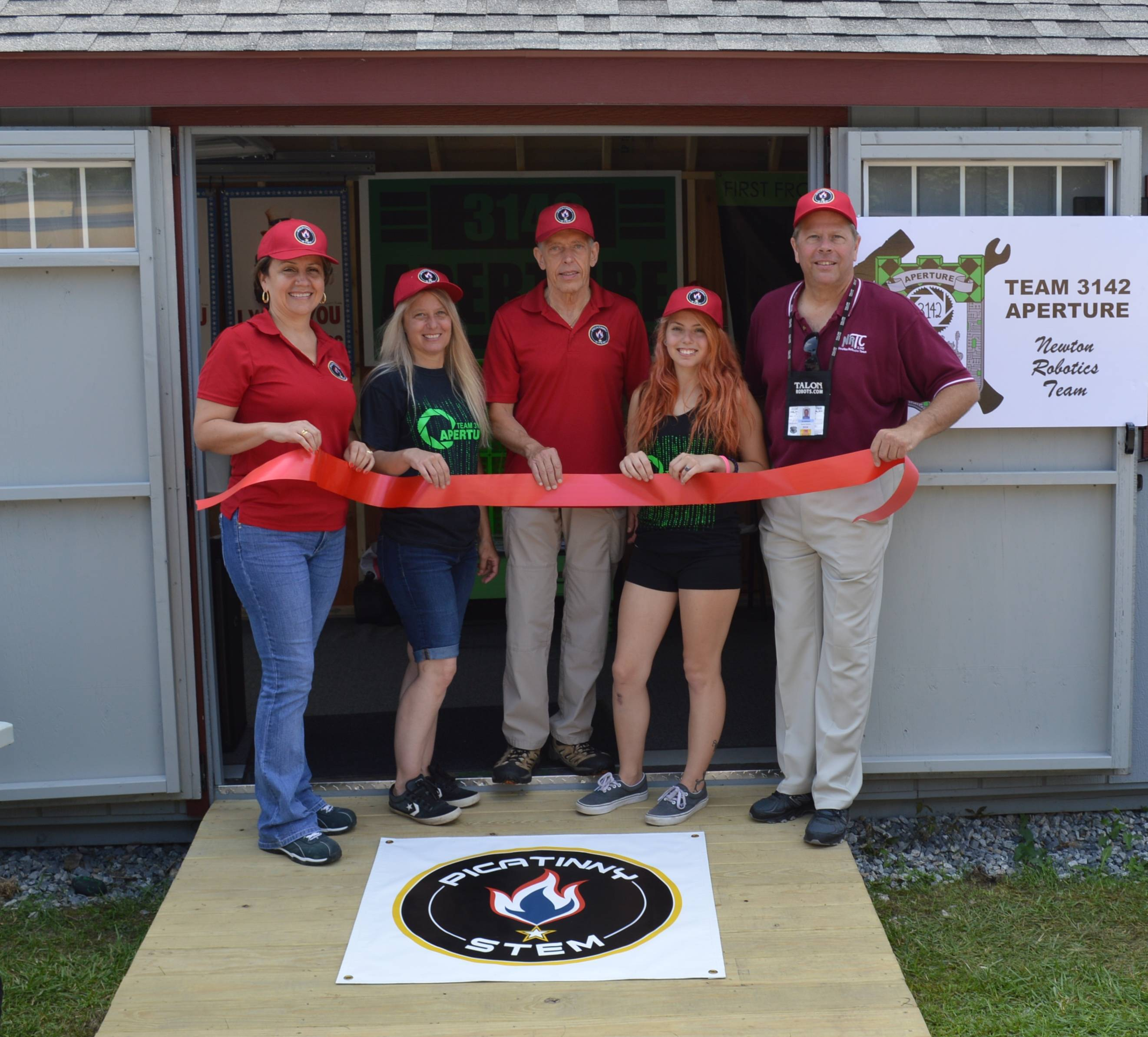 Stem School In Nj: Newton High School FIRST Robotics Gets A Permanent Home At