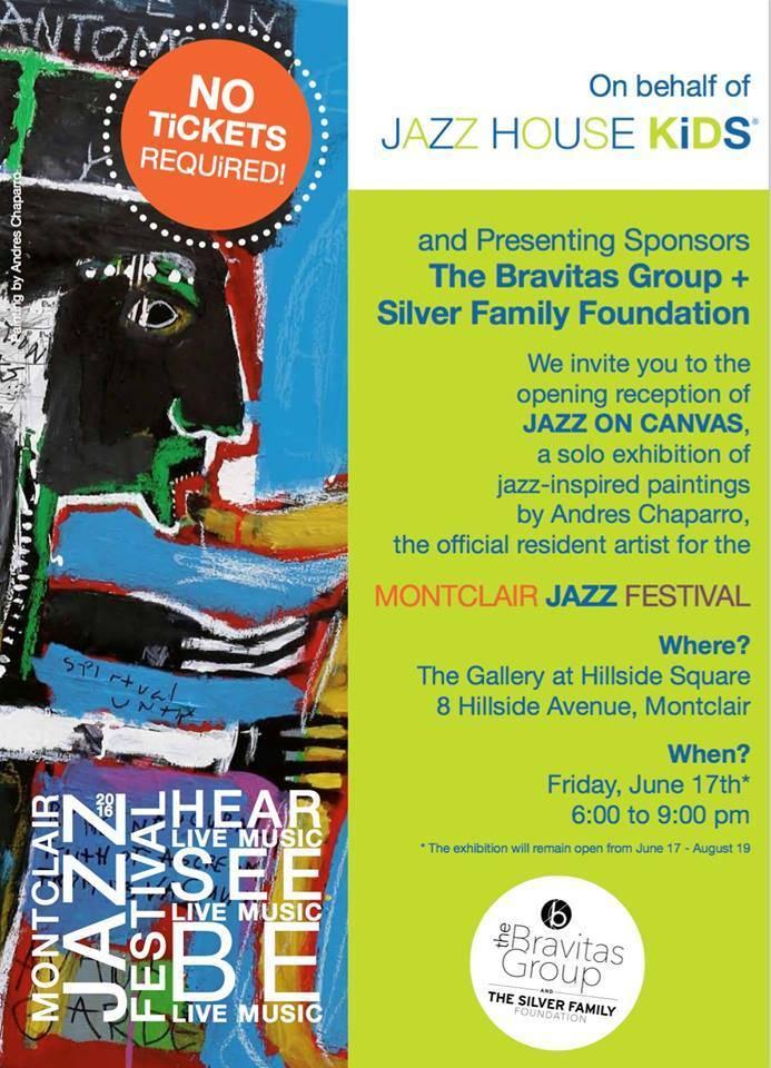 Montclair Jazz Festival to Go On Rain or Shine, Aug. 13 - News - TAPinto