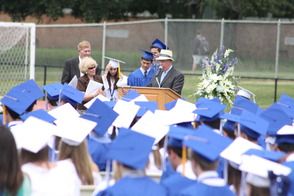 Millburn High School Celebrates Graduation of Class of 2014, photo 11