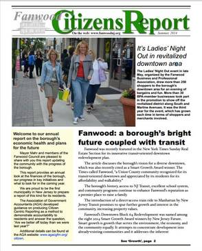 Fanwood Citizens Report
