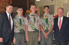 Eagle Scout 2014
