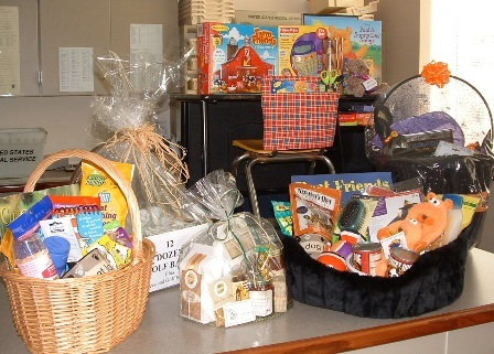 West end school pta hosts basket auction saturday news for West to best items ideas
