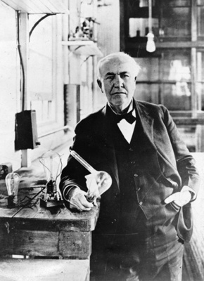 Menlo Park Director to Visit Thomas Edison National Historical Park, photo 1