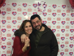 Millburn Couples Enjoy Non-Traditional Valentine's Day at White Castle, photo 2