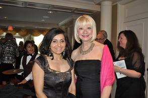 Veena Sharma and Lee Corcoran