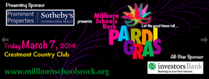 Millburn Ed Foundation Holding Online Auction Prior to 'Millburn Schools Rock' Event, photo 1