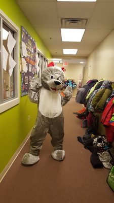 Unity Charter School Students Meet their New Mascot, photo 6