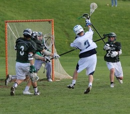 Sparta High School Boys Lacrosse