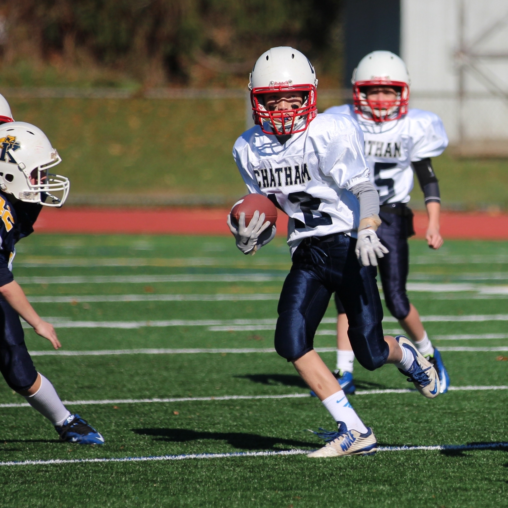 """Chatham 6th Grade Football To Face Westfield In """"Super"""