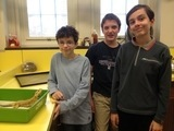 SEF Supports Critter Club at LCJSMS