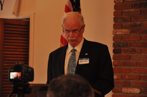 Andrew Maguire, former Congressman from New Jersey District 7.