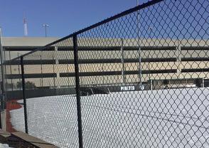 SHU baseball field