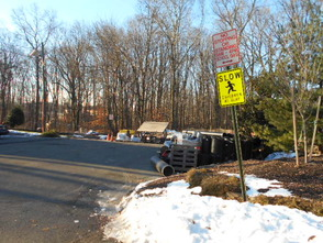Construction to Restrict Back Path Access at McGinn School; Morning Traffic on Martine Ave. May Increase, photo 2