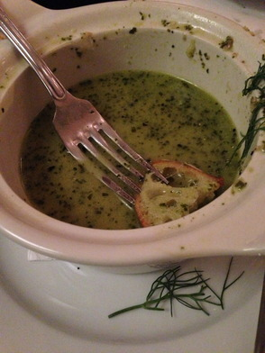 Delicious Mussel Broth
