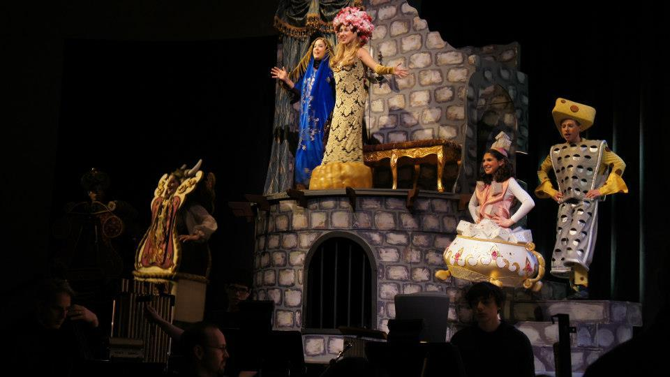 Disney's 'Beauty and the Beast' Shines at New Providence