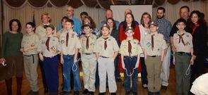 Cub Scout Pack 82 Webelos II