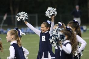 Randolph Recreation Football and Cheerleading Holds Pep Rally, photo 7