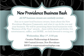 All New Providence Businesses Invited to Attend Business Bash, photo 1