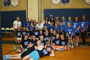 Thanks to Everyone Who Made Washington School's Annual Volleyball Game a Success, photo 1