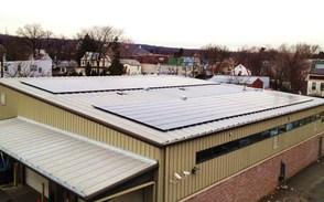 Select solar panels