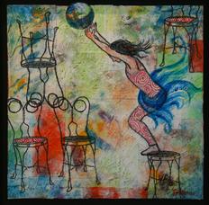 """""""Repose"""" by Joy Ann Cabanos"""