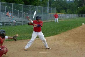 Will Anderson at Bat