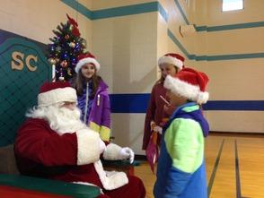 Santa Hubbard Gym