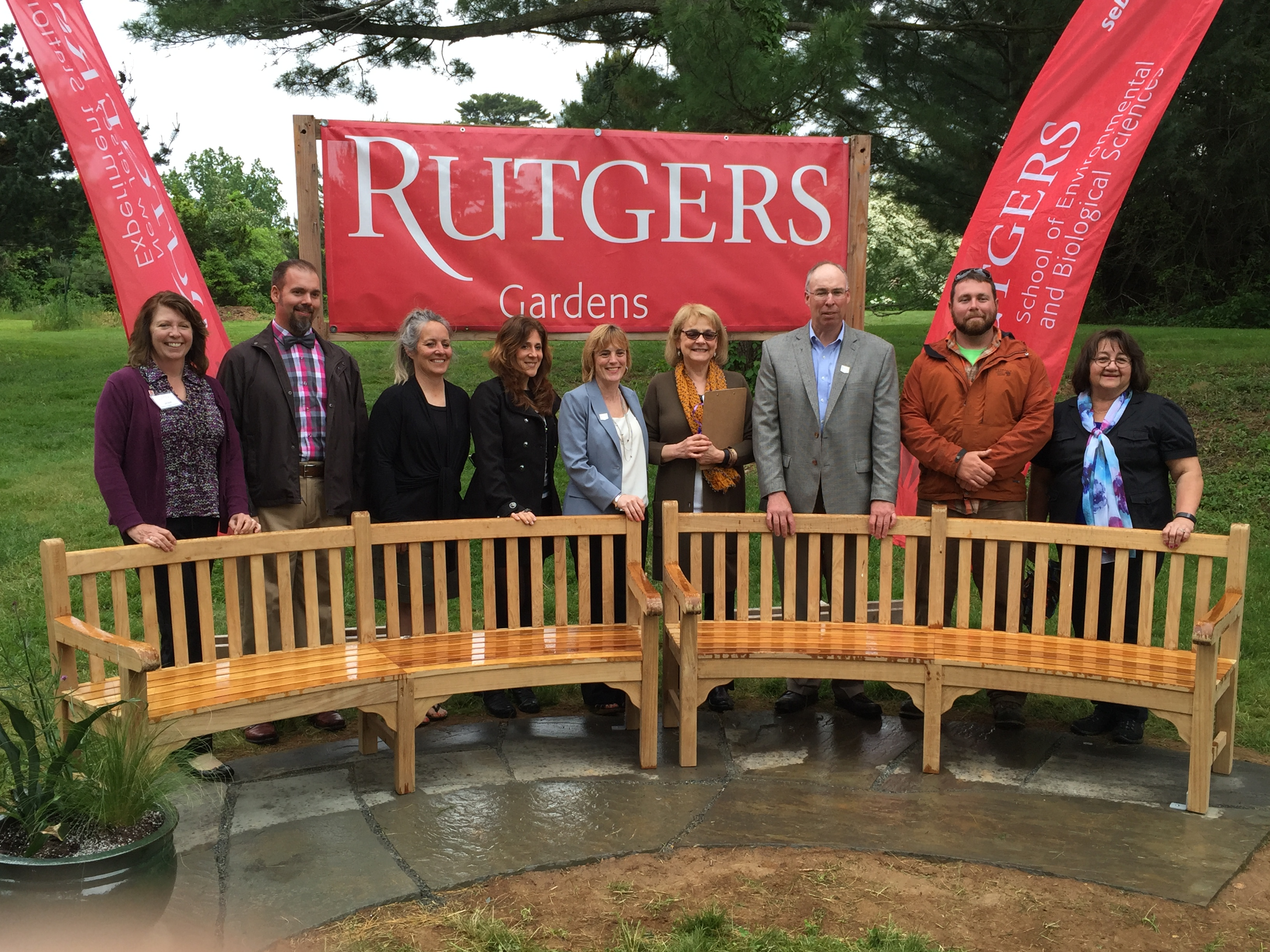 Rutgers Gardens: New Family Attraction on Ryders Lane