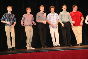 "Gov. Livingston Students Performed In ""Cabaret for A Cure"" , photo 11"
