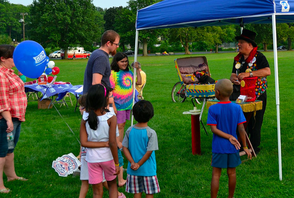 'National Night Out' Fills Floods Hill with Fun, photo 3