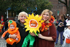 Halloween Festivities Fill South Orange Village Center, photo 4