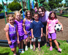 The Connection offers a variety of summer day camps from June 23-August 15.