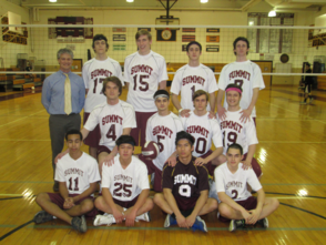 SHS VBALL Team Photo