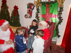 Mt. Carmel Shares Spirit of Giving During Holiday Season, photo 15