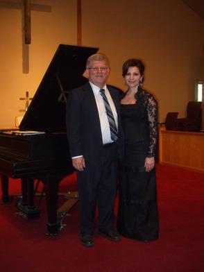 Paul DiDario and Karen Notare free concert, Sunday June 1 at 3pm