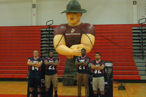 Basilone Bowl Prepares for Big Game, photo 8