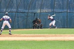 Jennings Inspires Gov. Livingston Baseball UCT Victory Over Linden, photo 1