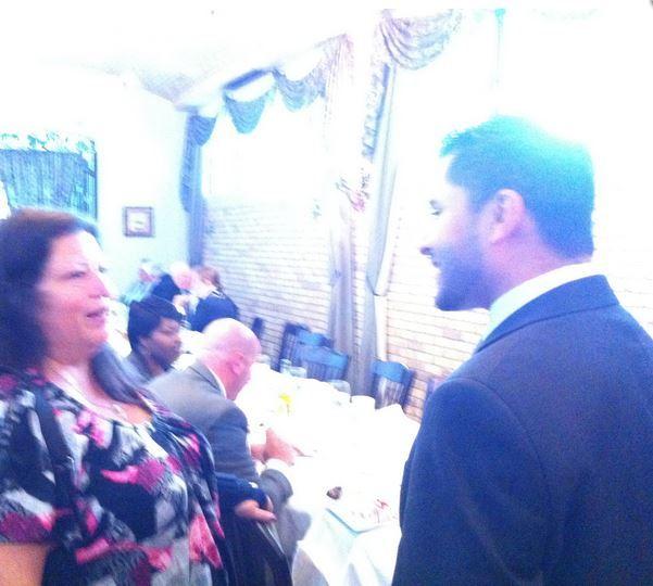 Assemblyman Talks Business Development, Sick Leave