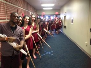 WOHS Winter Guard