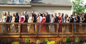 South Plainfield High School Seniors Step-out in Style for Prom, photo 1