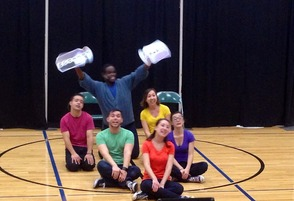 Schoolhouse Rock Live! Visits Central School, photo 3