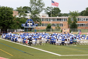 Millburn High School Celebrates Graduation of Class of 2014, photo 7