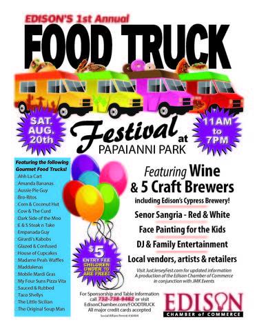 Edison Food Truck Festival