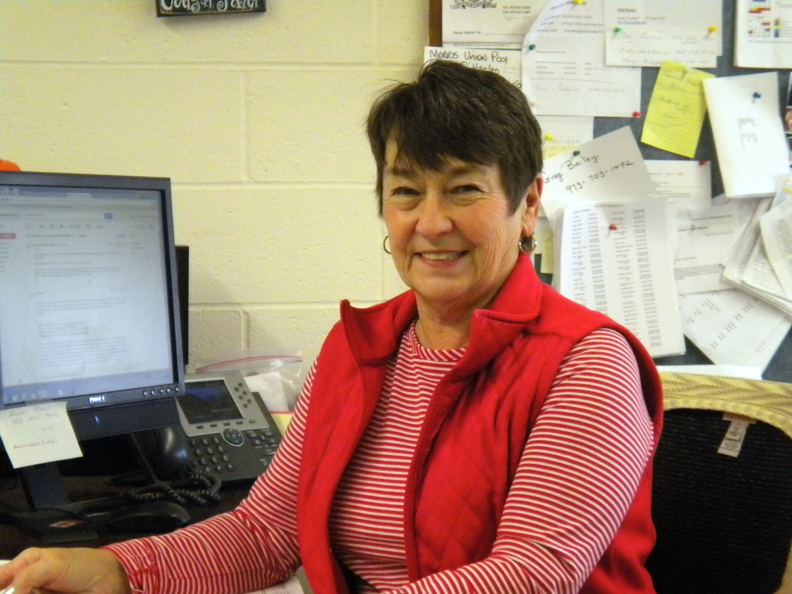 Chatham's Leslie Named Administrative Assistant of the Year By State Athletic Directors