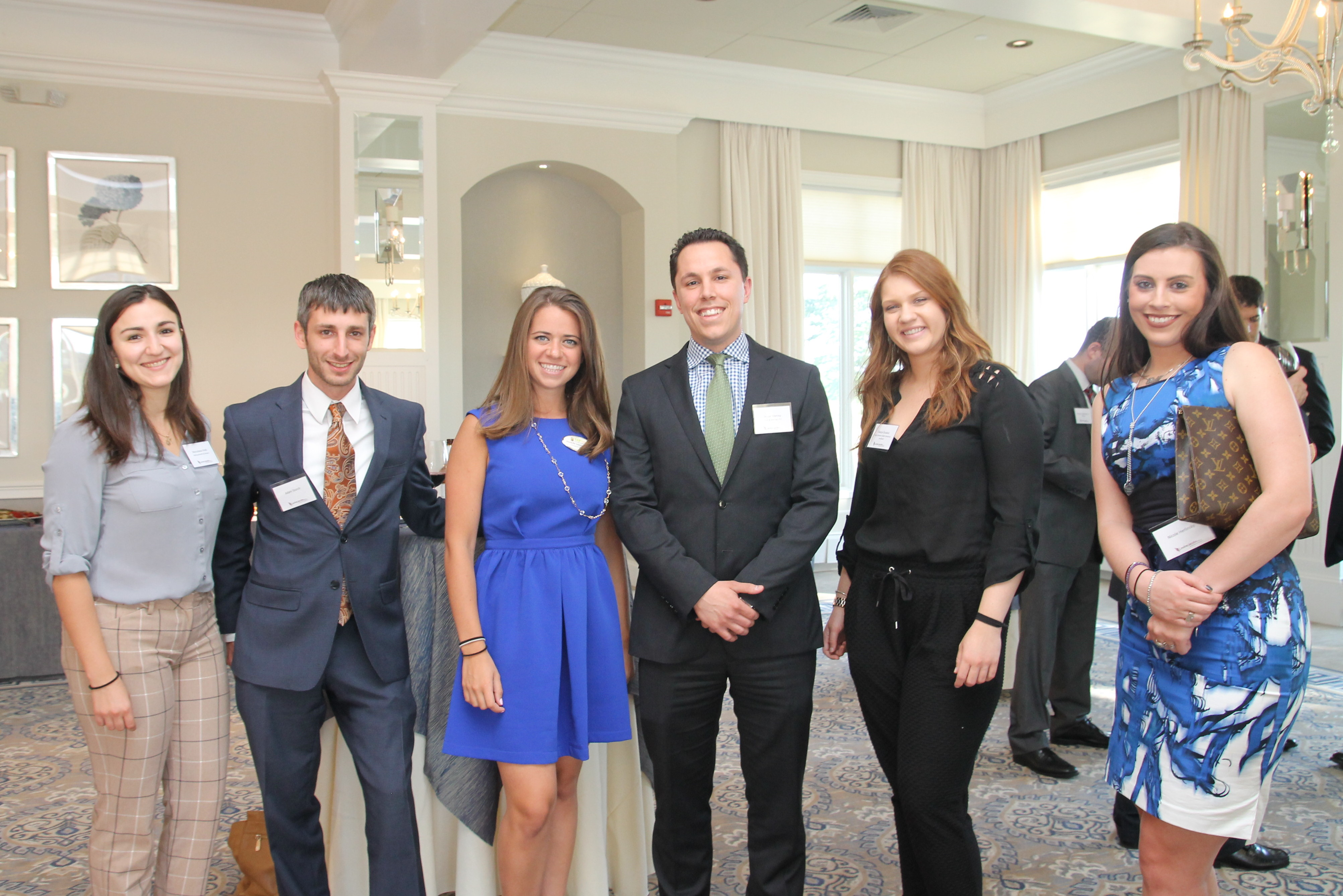 WEST ORANGE, NJ U2014 Young Professionals From Livingston, West Orange,  Maplewood, The Caldwells And Surrounding Areas Recently Attended A  Networking Forum At ...