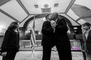 A South Orange Midnight Wedding Album, photo 3